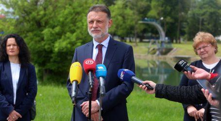 """Predsjednik Hrvatskog sabora Jandroković: """"Karlovačka županija i Karlovac utvrde su HDZ-a"""""""