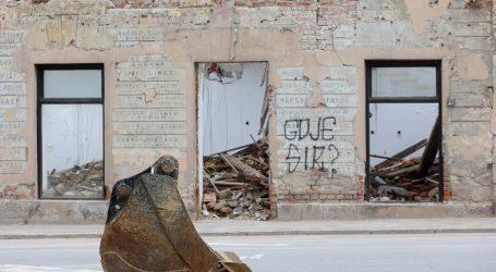 SMŽ: Prijavljeno 39.765 oštećenih objekata, pregledano 37.702