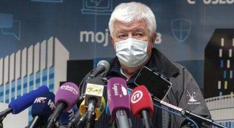 "Ravnatelj zagrebačkog Nastavnog zavoda za javno zdravstvo Šostar: ""Epidemija polako dolazi kraju"""