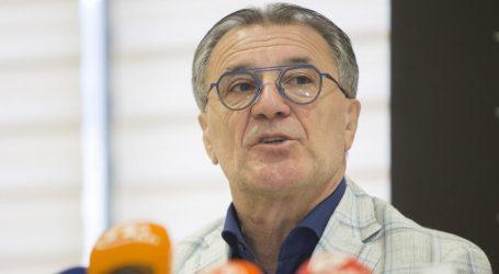 Zdravko Mamić na ispitivanju u Livnu