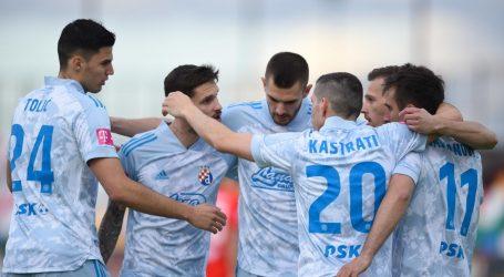 Hat-trick Gavranovića za rezultatski uvjerljivo slavlje Dinama nad Goricom