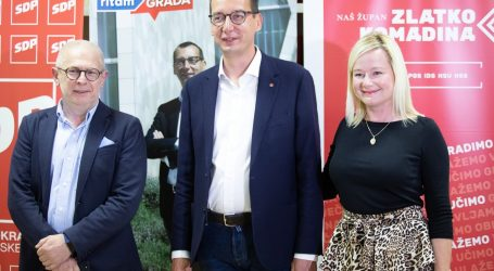 Rijeka: Koalicija na čelu sa SDP-om osvaja 11 mandata u Gradskom vijeću