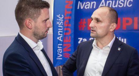 """Ivan Anušić: """"Trebamo kvalitetnije komunicirati s Domovinskim pokretom"""""""