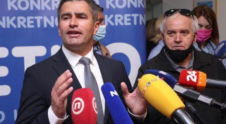 """HDZ-ov kandidat za gradonačelnika Splita Mihanović: """"Idemo u drugi krug i pobijedit ćemo!"""""""