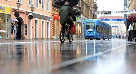 DHMZ: U unutrašnjosti promjenjivo oblačno uz mjestimice kišu
