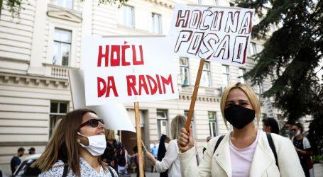 """U BiH radnici prosvjeduju na Praznik rada: """"Dosta bahatosti, spremni smo za veliki radnički bunt i sukob"""""""