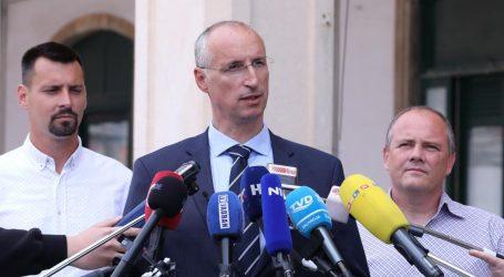 Kandidat za gradonačelnika Ivica Puljak kaže da je kampanja u Splitu prljava