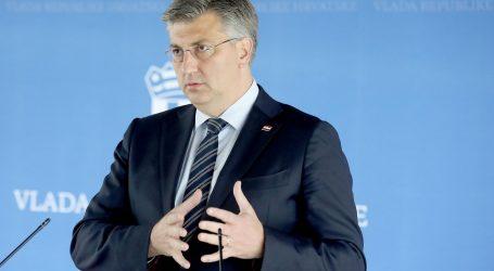 """Plenković: """"Davor Filipović je velik dobitak za HDZ"""""""