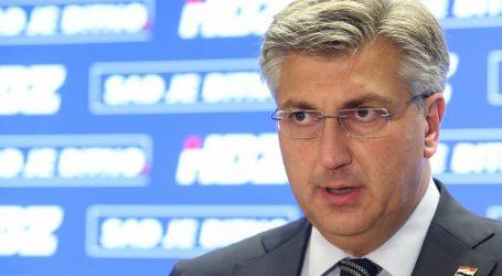 """Plenković i Filipović odbili se izjasniti o podršci Škori: """"Odlučit će gradski HDZ…"""""""