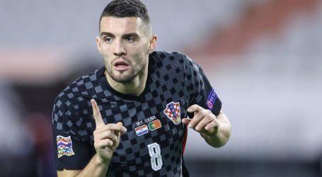 """Mateo Kovačić: """"Ne bojimo se. Obožavamo igrati nogomet, a ovo je velika utakmica"""""""