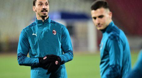 UEFA kaznila Ibrahimovića s 50.000 eura