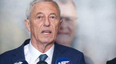 """Kožićev stožer: """"Kao ministar i saborski zastupnik Zmajlović nije napravio ništa za Zagrebačku županiju"""""""