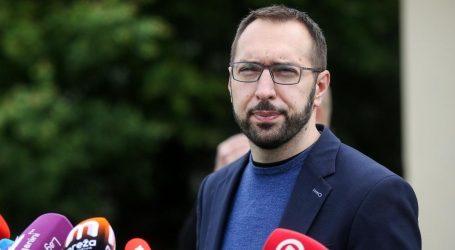 """Tomislav Tomašević: """"Škoro se bavi nama jer o gradskim temama ne zna ili ne želi znati"""""""