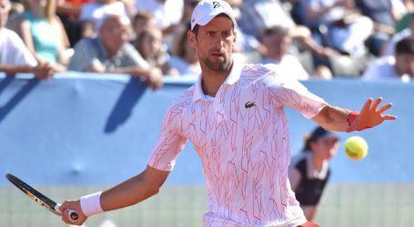 ATP Beograd: Molčan protiv Đokovića za naslov