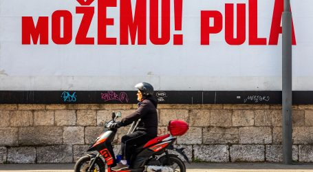 Pula: Stranka Možemo! spremna razgovarati sa Zoričićem radi većine u Gradskom vijeću