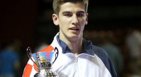 Europsko prvenstvo u karateu: Enes Garibović osvojio broncu