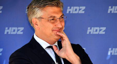 """Plenković ne precizira za koga bi simpatizeri HDZ-a u Zagrebu trebali glasati u drugom krugu: """"Poštujem volju građana"""""""