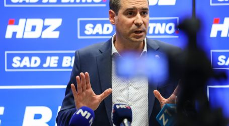 """Herman: """"Pozivam sve članove i simpatizere HDZ-a i Zagrepčane i glasajte po svojoj savjesti"""""""