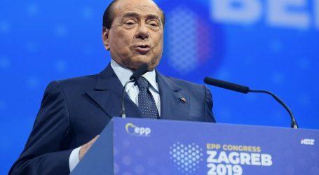 Bivši talijanski premijer Berlusconi pušten je iz bolnice, tamo je proveo 24 dana