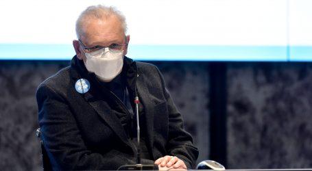 Božinović: Produljene su mjere za zabranu okupljanja, prijelaz granica i radugostiteljskih objekata