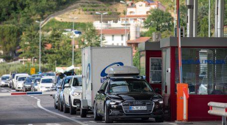 Slovenija popušta neke mjere na granici, 135 zaraženih, 38 posto cijepljenih