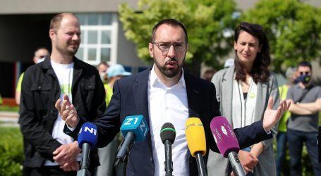 """Kandidat za gradonačelnika Tomašević: """"Zagreb će stanovanje učiniti priuštivijim širem krugu građana"""""""