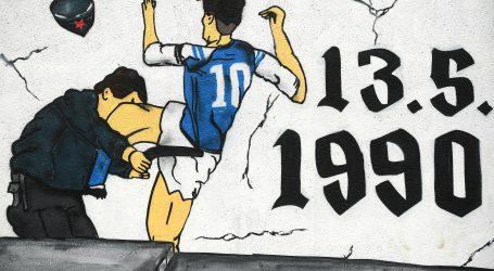 Umjesto utakmice, prije 31 godinu izbio povijesni sukob Dinama i Zvezde