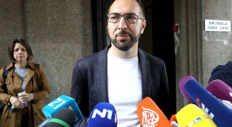 """Tomašević: """"Spajat ćemo urede radi efikasnijeg rada, a programe za branitelje nećemo ukidati"""""""