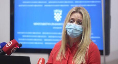 """Ivana Pavić Šimetin: """"Prije dva tjedna je bio vrhunac, sad smo u silaznoj putanji"""""""