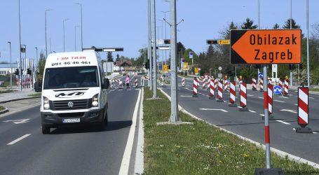 HAK: Zbog prometne nesreće ograničenje brzine na A3 između Križa i Ivanić-Grada
