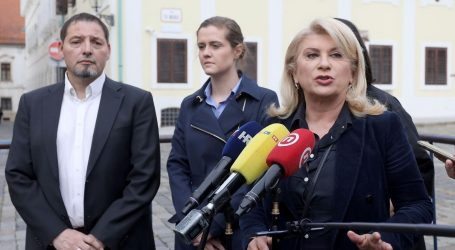 Vesna Škare Ožbolt i Stranka umirovljenika potpisali sporazum o suradnji na lokalnim izborima