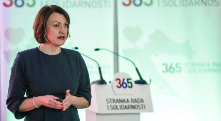 """Pavičić Vukičević najavljuje pobjedu na izborima: """"Holding ima 7600 zaposlenih i sigurno netko malo zabušava. Garantiram da ćemo svakoga uposliti"""""""