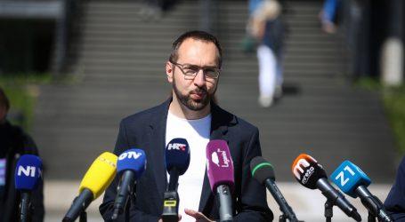 """Tomašević: """"Nemam policijsku pratnju ni zaštitu. Nisam je tražio ni dobio"""""""