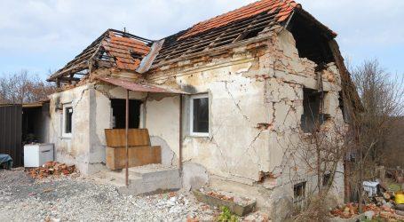 Na Banovini prijavljeno 39.740 oštećenih objekata, pregledano 37.702