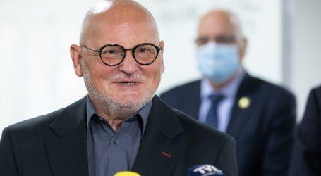 Zlatku Mateši priznanje Ambasadora europske odbojke