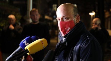 """Gordan Maras: """"Puno je grešaka u Zagrebu, a SDP neće izgubiti Rijeku"""""""
