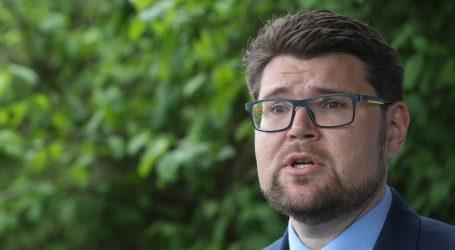 Predsjednik SDP-a Grbin oštro osudio govor mržnje u Borovu