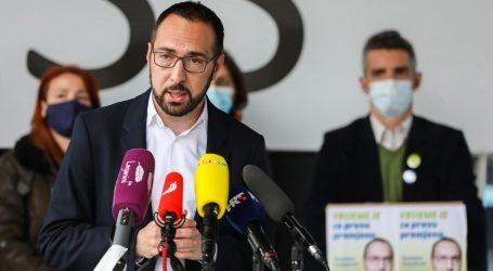 Kandidat za gradonačelnika Zagreba Tomislav Tomašević odgovara na pitanja udruge 'Dinamo – to smo mi'