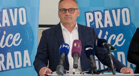 """Nezavisni kandidat Mlinarević: """"Osječani, sad je pet do 12, izađite na izbore"""""""