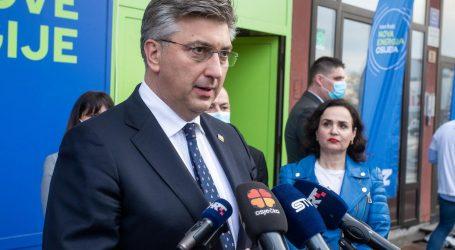 Premijer Plenković čestitao Praznik rada, obećao niz investicija i reformi za jačanje hrvatskog gospodarstva