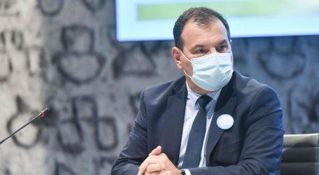 """Beroš na Twitteru: """"Hrvatska ima najveći broj dnevnih cijepljenja u EU, svaki peti građanin je cijepljen protiv Covida-19"""""""