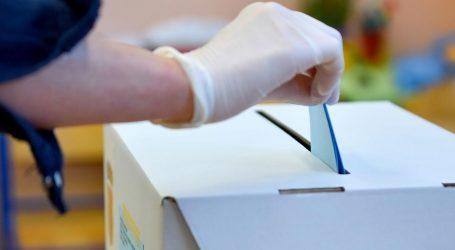 U drugom krugu glasovati želi petstotinjak birača u izolaciji i samoizolaciji