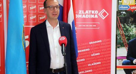"""Novi gradonačelnik Filipović: """"Rijeka je dokazala da socijaldemokracija stanuje u Rijeci, zahvaljujem Obersnelu na 21 godini rada"""""""