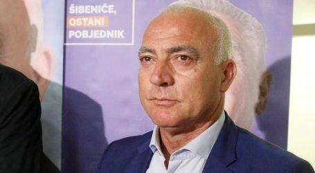 Dojučerašnji HDZ-ov šibenski župan tvrdi da ga je stranka iznevjerila u kampanji