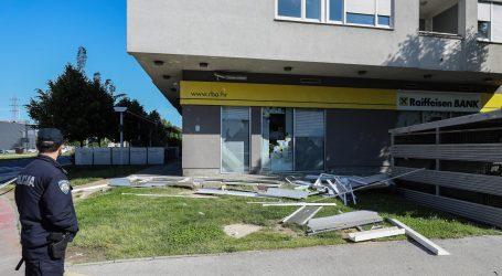 Policija sumnja da je eksplozija na zagrebačkom Laništu podmetnuta