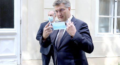 """Plenković optužio komercijalne televizije za pristranost, posebno N1: """"Vi biste trebali napisati plakat kakva ste ideološki televizija"""""""