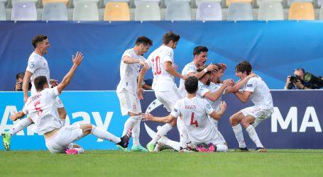 Španjolska nakon produžetaka bolja od Hrvatske u četvrtfinalu U21 Eura