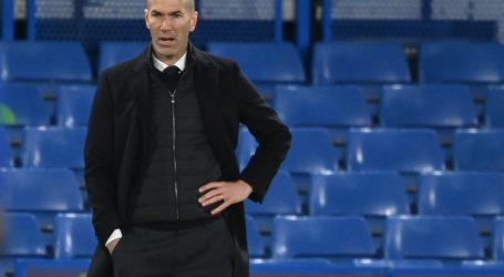 Zidane obavijestio igrače da napušta klub na kraju sezone