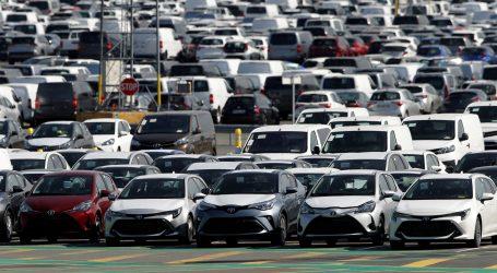 Blokada proizvodnje 3,9 milijuna vozila zbog nestašice dijelova