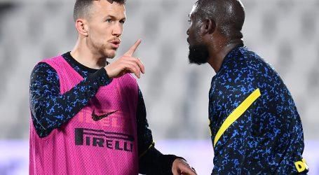Conte: Perišić je veliki igrač, ali ja od njega očekujem još više jer ima kvalitetu
